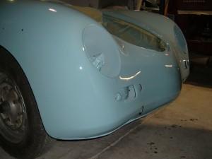 '58 356 Porsche