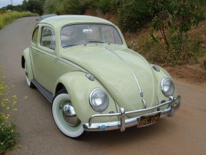 '61 VW Bug Completed