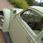 '61 VW Bug: Left Side