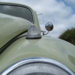 '61 VW Bug: Front Left