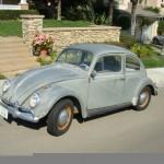 '64 VW Bug As it was in 1986
