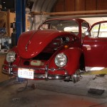 '66 VW Beetle: Front