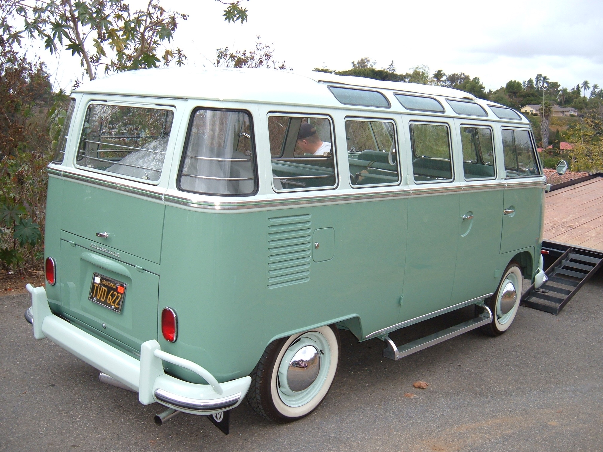 '63 VW 23 Window Bus