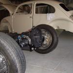 '65 VW Bug: Rear End