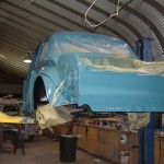 '62 VW Notchback
