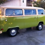 1979 Volkswagon Bus