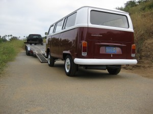 '73 VW Bay Window Bus