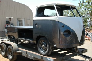 1958 VW Single Cab